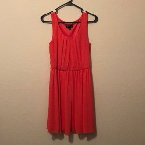 Coral Dress!